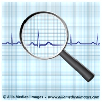 Clipart of healthcare icon (cardiology)